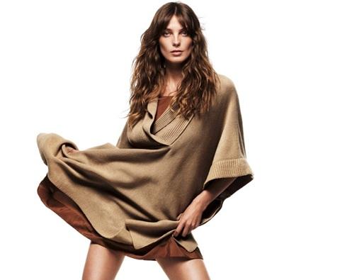 Daria Werbowy: Cá tính trong quảng cáo H&M  - 6