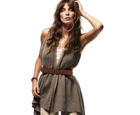Daria Werbowy: Cá tính trong quảng cáo H&M  - 7