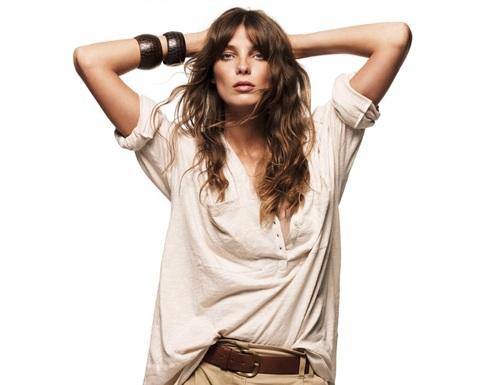 Daria Werbowy: Cá tính trong quảng cáo H&M  - 1
