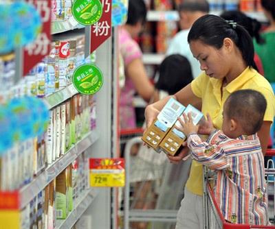 Trung Quốc khẳng định không có sữa gây dậy thì sớm - 1