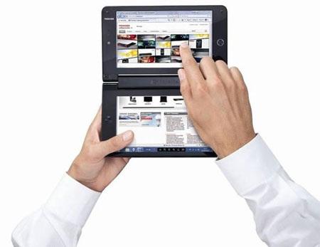 Toshiba chính thức bán laptop 2 màn hình tại Mỹ - 2