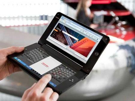 Toshiba chính thức bán laptop 2 màn hình tại Mỹ - 3