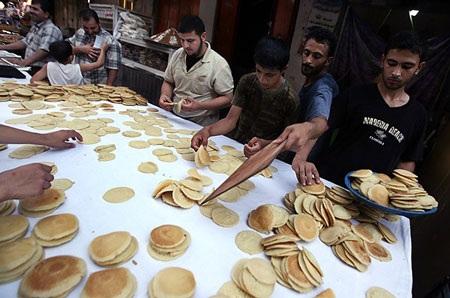 """Khám phá bữa """"xả chay"""" của người Hồi giáo - 7"""