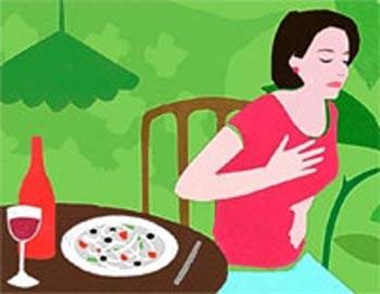 3 nguyên tắc ăn uống để tránh ợ chua - 1