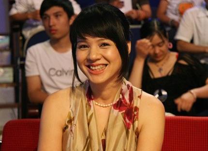 """MC Diễm Quỳnh: """"Chồng tôi không thích vợ nổi tiếng"""" - 1"""