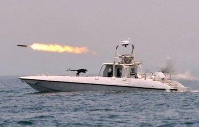Iran sản xuất tàu tấn công trang bị tên lửa  - 1