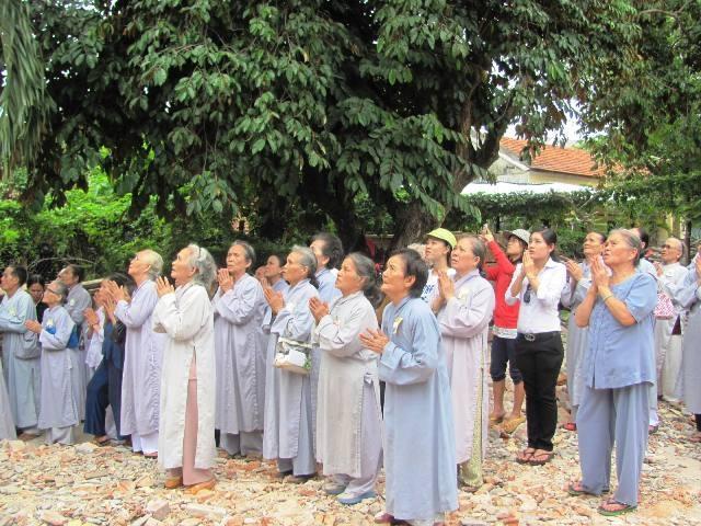 Cung đón tượng Phật Thích Ca Mâu Ni lớn nhất miền Trung - 3
