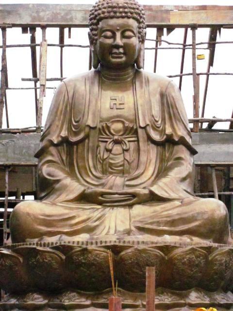 Cung đón tượng Phật Thích Ca Mâu Ni lớn nhất miền Trung - 5