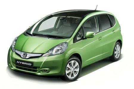 Honda Fit là xe hybrid rẻ nhất Nhật Bản  - 11