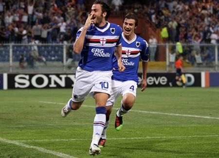 Đại diện TBN và Italia bật bãi khỏi vòng bảng Champions League - 1
