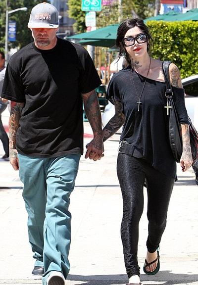 Chồng cũ Sandra Bullock hạnh phúc bên bồ mới - 4