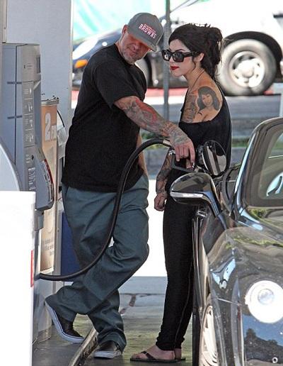 Chồng cũ Sandra Bullock hạnh phúc bên bồ mới - 3