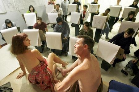 """Phận người cơ cực sau những bức vẽ """"nude"""" - 1"""