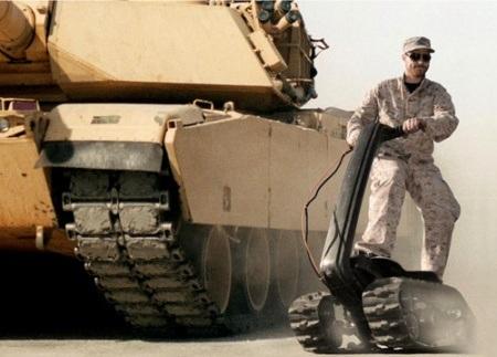 DTV Shredder - Phương tiện di chuyển cơ động - 1