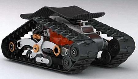 DTV Shredder - Phương tiện di chuyển cơ động - 4