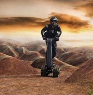 DTV Shredder - Phương tiện di chuyển cơ động - 3