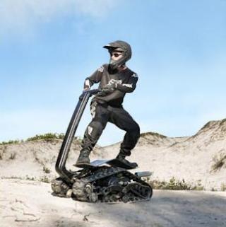 DTV Shredder - Phương tiện di chuyển cơ động - 5