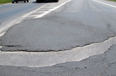 """Càng sửa chữa, """"con đường trăm tỷ"""" càng xuống cấp - 1"""