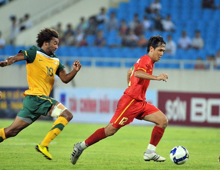 """ĐT Việt Nam """"thử lửa"""" với Ấn Độ, Kuwait - 2"""