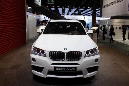 BMW X3 phiên bản 2011 -  Quen mà lạ - 2