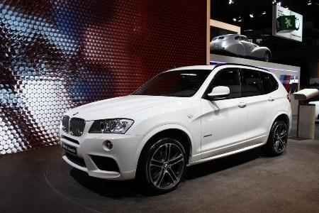 BMW X3 phiên bản 2011 -  Quen mà lạ - 3