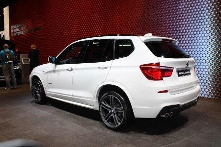 BMW X3 phiên bản 2011 -  Quen mà lạ - 7