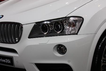 BMW X3 phiên bản 2011 -  Quen mà lạ - 4