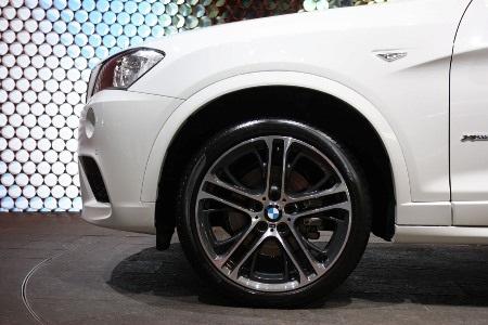 BMW X3 phiên bản 2011 -  Quen mà lạ - 6