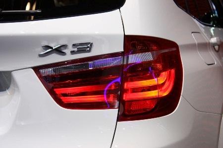 BMW X3 phiên bản 2011 -  Quen mà lạ - 9