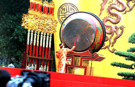 Khai lễ kỷ niệm 1.000 năm Thăng Long - 2