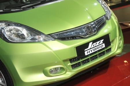 Honda Fit là xe hybrid rẻ nhất Nhật Bản  - 2
