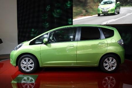 Honda Fit là xe hybrid rẻ nhất Nhật Bản  - 6