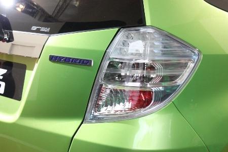 Honda Fit là xe hybrid rẻ nhất Nhật Bản  - 8