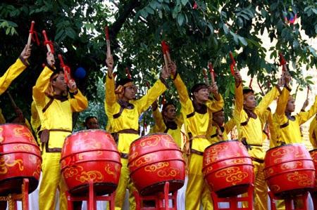 Khai lễ kỷ niệm 1.000 năm Thăng Long - 6