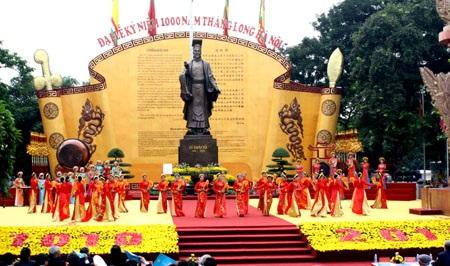 Khai lễ kỷ niệm 1.000 năm Thăng Long - 5