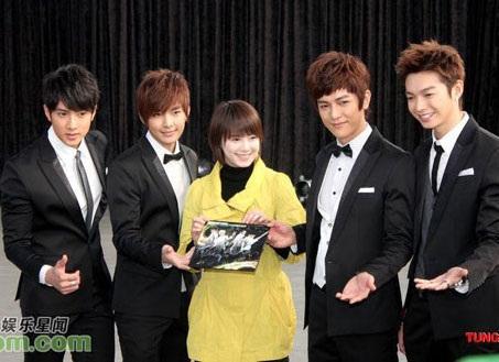 """Nàng """"Cỏ"""" Goo Hye Sun kết đôi cùng trai đẹp Ngô Tôn - 1"""
