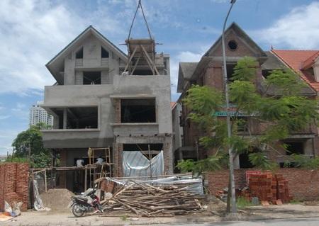 UBND quận Hà Đông vào cuộc xử lý sai phạm xây dựng tại Khu đô thị Văn Quán - 1