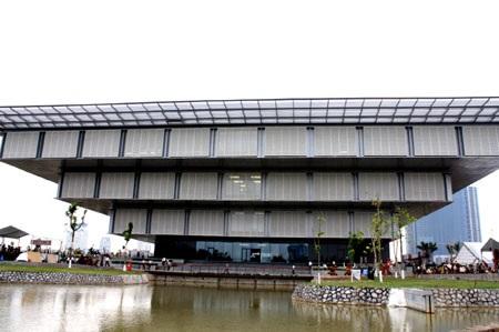 Khánh thành Bảo tàng hiện đại nhất Việt Nam - 1