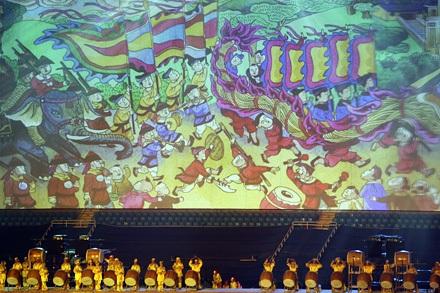 Tổng duyệt Đêm hội văn hóa nghệ thuật 1.000 năm Thăng Long - 8