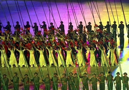 Tổng duyệt Đêm hội văn hóa nghệ thuật 1.000 năm Thăng Long - 12