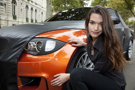 BMW 1M Coupe bất ngờ xuất hiện tại Paris - 5