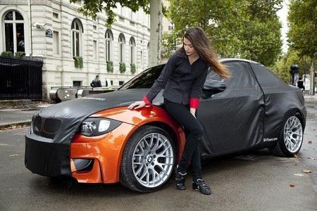 BMW 1M Coupe bất ngờ xuất hiện tại Paris - 6