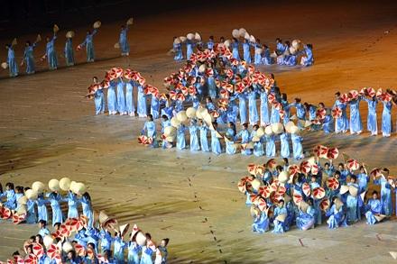 Tổng duyệt Đêm hội văn hóa nghệ thuật 1.000 năm Thăng Long - 18