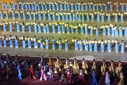 Tổng duyệt Đêm hội văn hóa nghệ thuật 1.000 năm Thăng Long - 19