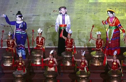 Tổng duyệt Đêm hội văn hóa nghệ thuật 1.000 năm Thăng Long - 22