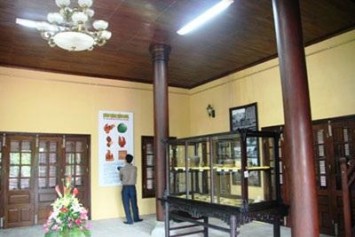 Chiêm ngưỡng phòng học của hoàng tử, công chúa triều Nguyễn - 4