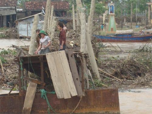28 người chết vì lũ ở Quảng Bình - 2