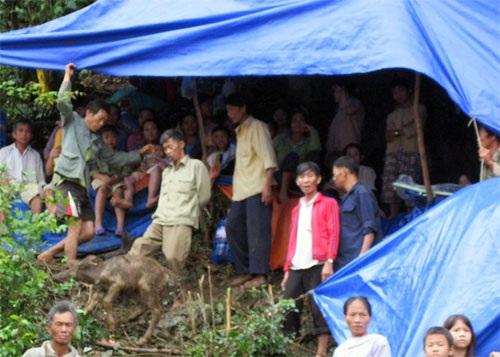 28 người chết vì lũ ở Quảng Bình - 1