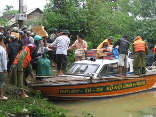 28 người chết vì lũ ở Quảng Bình - 8