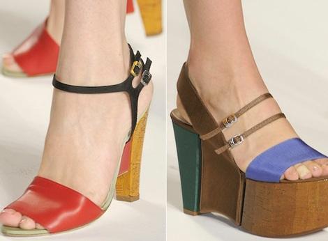 """Những kiểu giày dép """"hot"""" nhất tuần lễ thời trang Milan - 11"""